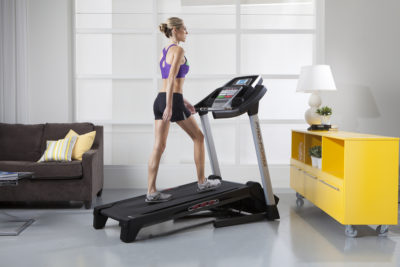 Revolutionize Your Cardio with a Treadmill Space Saver