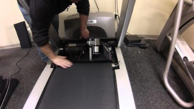Do-It-Yourself Treadmill Repair